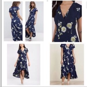 Free People lost in you mid dress